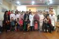 徐州市中医院儿童康复迎新年联谊会