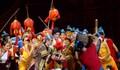"""既有欧洲舞剧的感觉,但又是中国元素""""舞剧《碧海丝路》法兰上演"""
