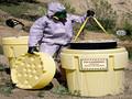 泄漏應急桶(有毒物質密封桶)正解