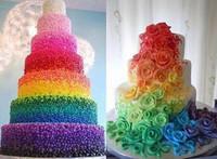 婚礼蛋糕见多了,从来没见过这么美的!