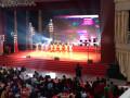 北京大型企业年会舞台搭建灯光音响租赁