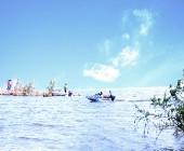 湖 心 岛