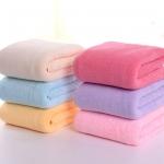 超细纤维毛巾四件套