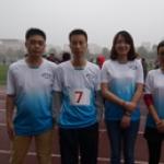 佳惠参加怀化市商务与粮食系统首届运动会