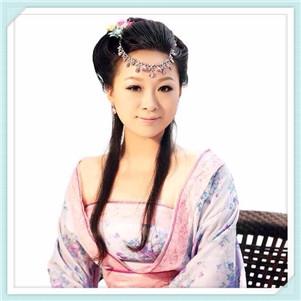 青年古筝演奏家——刘美村