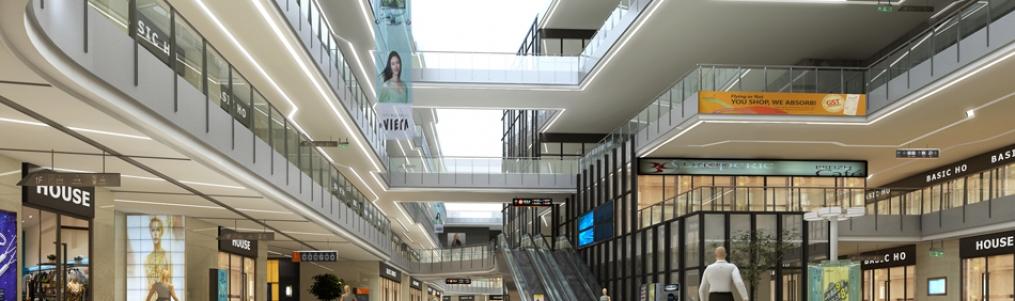 大型商场案例