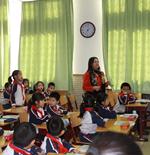 全国知名特级教师高端学术论坛在陈经纶中学嘉铭分校举行