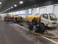 中交二航局南京经纬路过江隧道清理泥浆及隧洞清淤