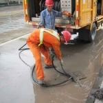 小区及马路雨水管道清淤