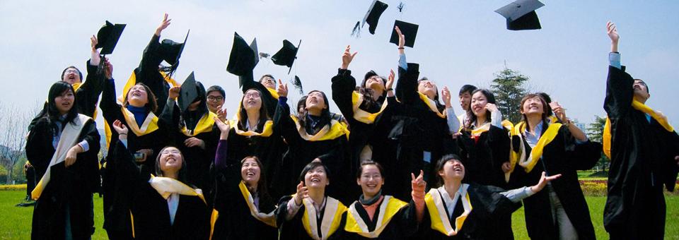 2015届英国女王学院(1+3)毕业