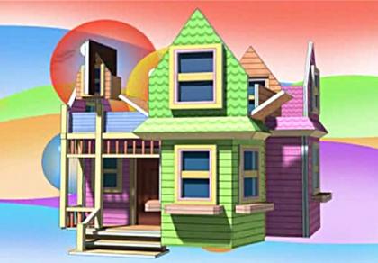 小鼠大象为你设计小屋