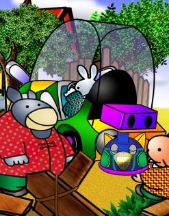 小鼠大象演播室图片03
