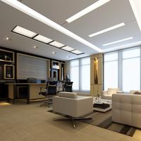 郑州家装设计公司办公室装修设计