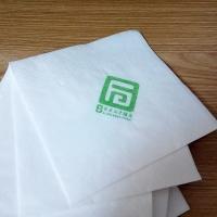白石山大酒店印标餐巾纸