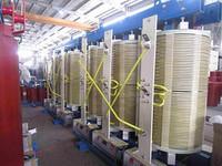 SG(B)10型非包封H级干式电力变压器