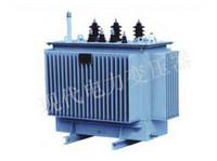 10KV级油浸式配电变压器(S9系列20~1600KVA双绕