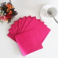 高品质彩色餐巾纸