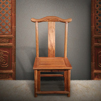 【原来生活】中式小灯挂椅 实木椅 儿童椅