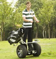 新款骑客御虎-cross大型双轮平衡车体感车代步车高尔夫巡逻越野款