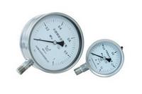 不锈钢安全型压力表