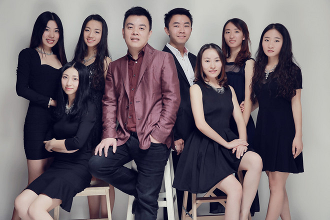 成都業之峰裝飾邱宇設計師團隊