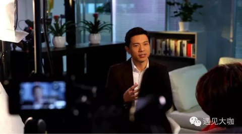 CCTV2纪录片《遇见大咖》李彦宏特辑