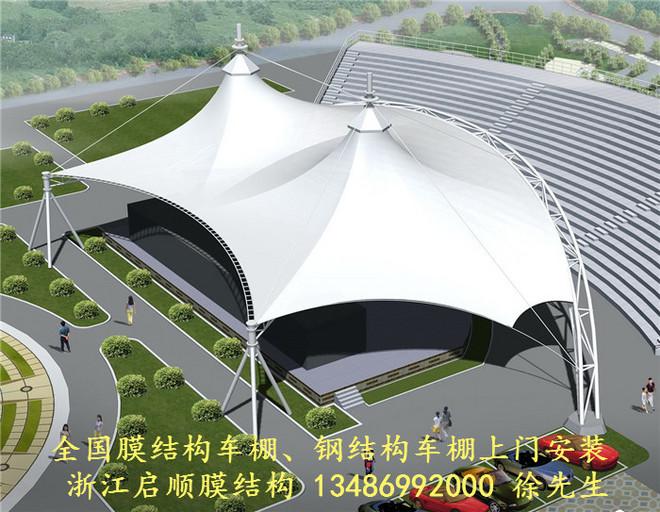 中国膜结构行业总产值你知道吗?
