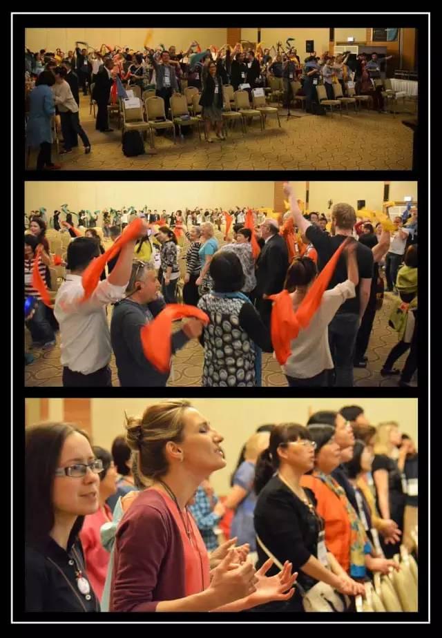 我们举起祈祷的手歌谱-程 士每拿国际祷告会,土耳其9日0429 0507