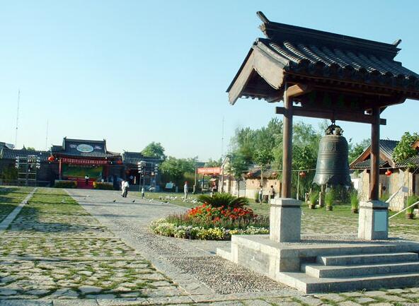 北京蟹岛度假村总占地3300亩