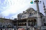 蓝色清真寺外观1 - 副本