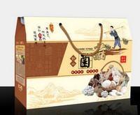 众诺包装屋脊手提绳式彩箱13