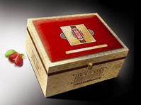 众诺包装翻盖式精品盒01