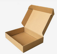众诺包装飞机盒式黄品箱04