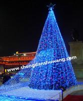 厂家直销4至15米大型户外圣诞树
