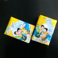 康师傅冰红茶广告手帕纸|广告手帕纸巾定制