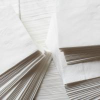 酒店餐饮用餐巾纸 广告餐巾纸