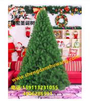 3米PVC加密圣诞树批发 全国发货 质量上乘