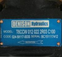 024-59117-003S  T6CCW-012-022-2R03-C100 Denison 原装正品