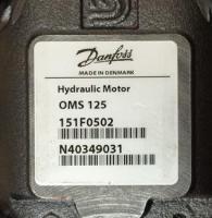 OMS125 151F0502 Danfoss 现货供应