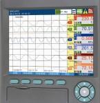 AMTT-SSR-D8YD/CS彩色无纸记录仪