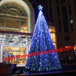LED大型框架圣诞树