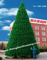 大型框架圣诞树出口