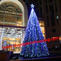 圣诞树图片 各种尺寸和规格的圣诞装饰布置图片